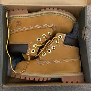 New Toddler Timberland boots